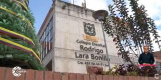 Jornada única en colegios de Bogotá