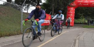 Ciclovía de Bogotá