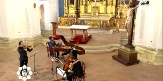 IX Festival Internacional de Música Sacra de Bogotá.