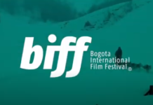 Bogotá International Film Festival.