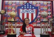 Futbolista, Angie Castañeda.