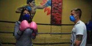 Boxeo en Bogotá