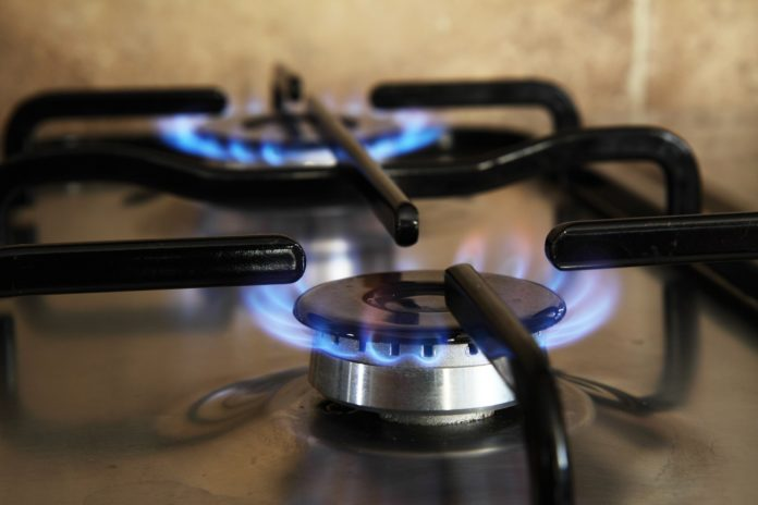 Abastecimiento de gas.