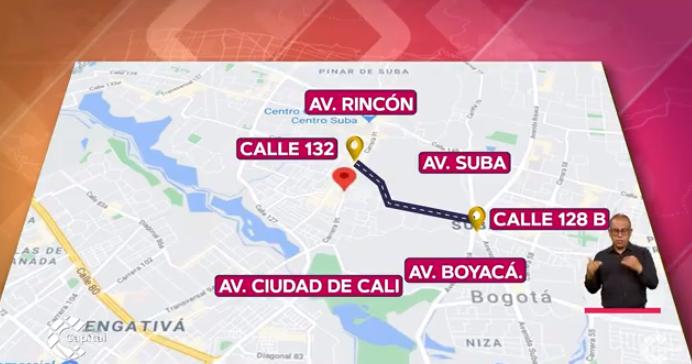 Avenida Rincón quedará lista a finales de este año