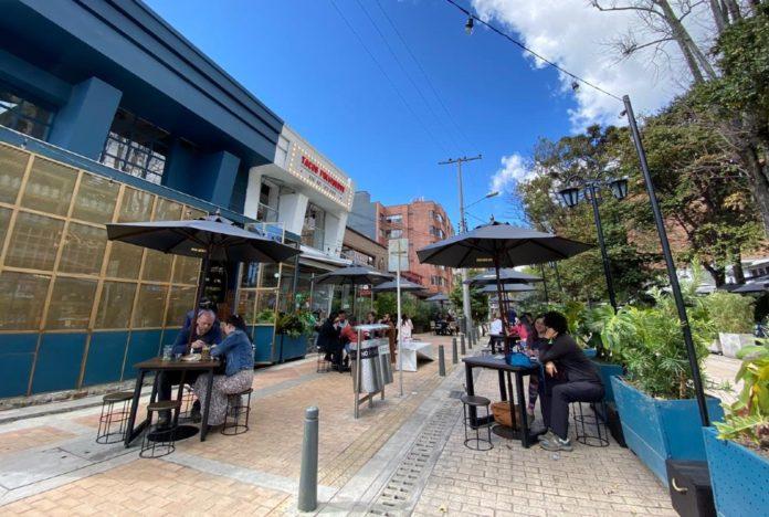 Bogotá a Cielo Abierto.