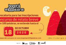 Concurso Bogotá en 100 palabras.