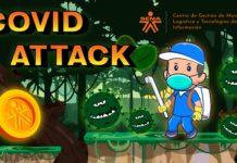 Videojuego contra el COVID-19