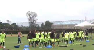 Preocupación por el fútbol colombiano