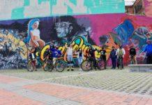 Recorrido en bicicleta por Bosa