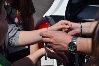 Arresto de bandas delincuenciales