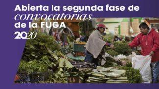 Convocatorias de la Fundación Gilberto Alzate Avendaño