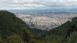 Senderos en Bogotá