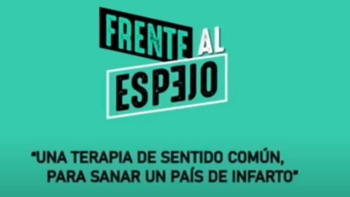 Frente Al Espejo por Capital.