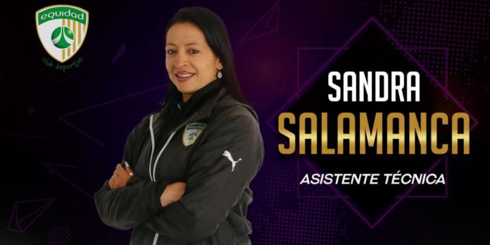 Sandra Salamanca, directora técnica de La Equidad.