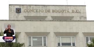 Concejo de Bogotá.