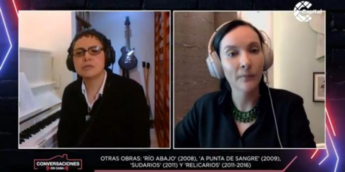 Conversaciones En Casa con Tatiana Duplat