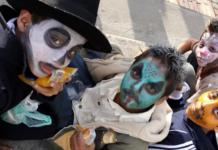 En Halloween, actividades para niños y niñas