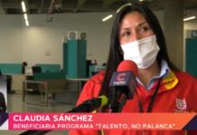 Talento, No Palanca.