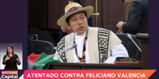 Feliciano Valencia.