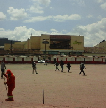 Plaza de Soacha.
