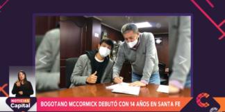 Camilo Mccormick