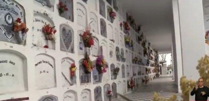 Reapertura cementerios distritales