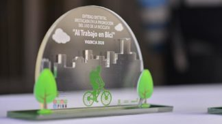 Premios 'Al Trabajo en Bici' 2020.