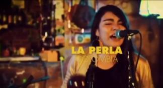 Agrupación bogotana 'La Perla'.
