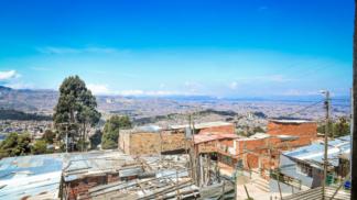 Plan Terrazas en Bogotá.