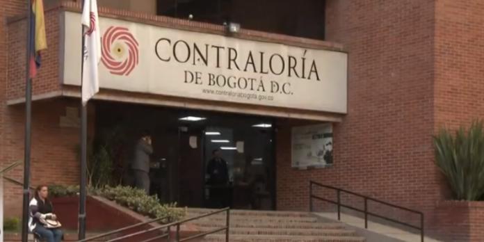 Contraloría de Bogotá.