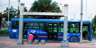 SITP de Bogotá