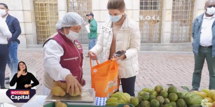 Mercados Campesinos.