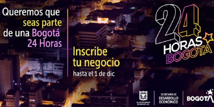 Bogotá 24 horas.