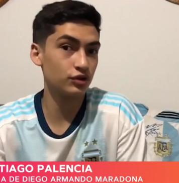 Santiago Palencia.