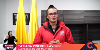 Tatiana Piñeros.