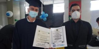 graduados ex habitantes de calle