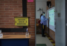 Reapertura colegio Bogotá