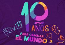 10 años para cambiar el mundo serie infantil Capital