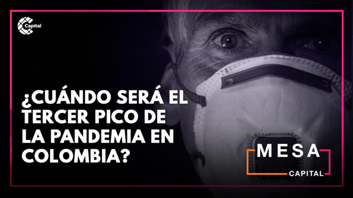 Cuando será el tercer pico de la pandemia en Colombia
