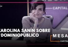 Carolina Sanín Dominio Público