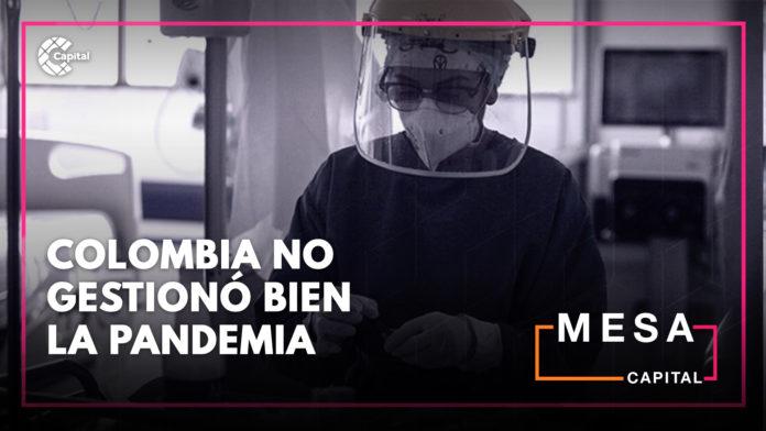 manejo de la pandemia en Colombia