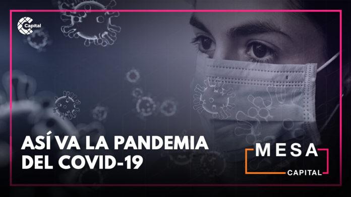 Pandemia a nivel mundial 17 de febrero