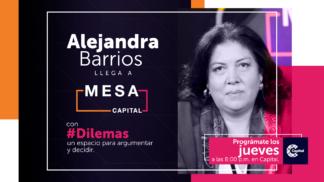Alejandra Barrios - Mesa Capital