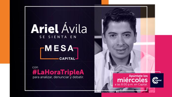 Ariel Ávila -Mesa Capital