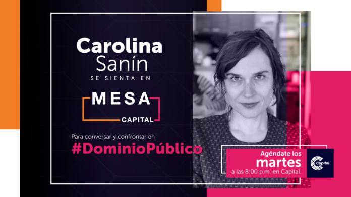 Carolina Sanín -Mesa Capital