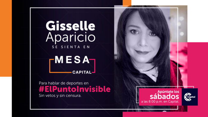 Gisselle Aparicio -Mesa Capital