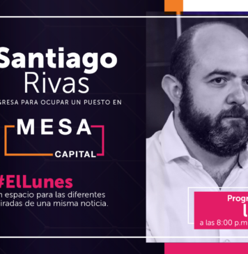 Santiago Rivas -Mesa Capíital