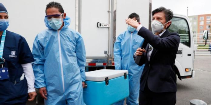 Vacunación Bogotá
