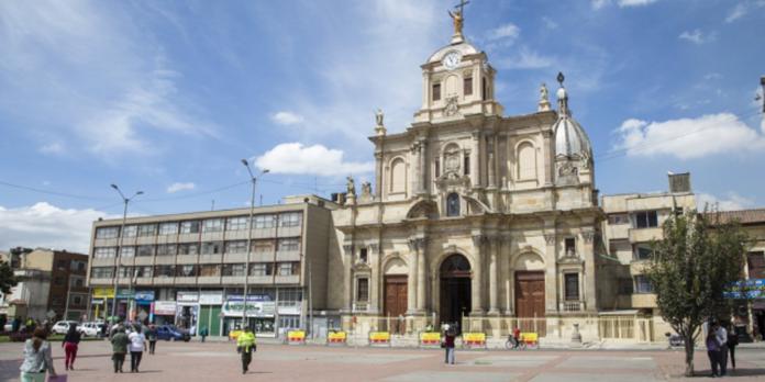 plaza del Voto Nacional