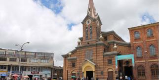 Iglesia 20 de Julio